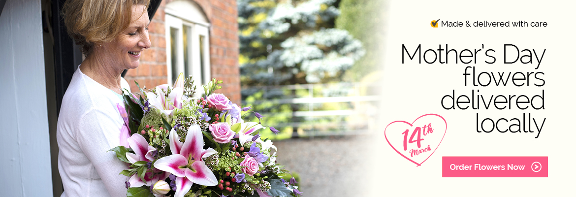 Whiston Flowers Rotherham - Order Online or Call 01709 548934